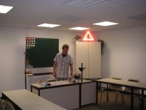 Ausbildungsraum